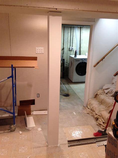 woods basement systems inc basement finishing before
