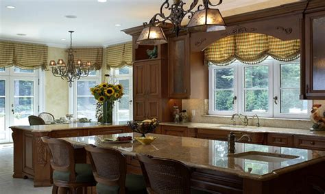 large kitchen window treatment ideas garden kitchen window valance window treatment ideas