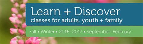 Missouri Botanical Garden Classes Classes