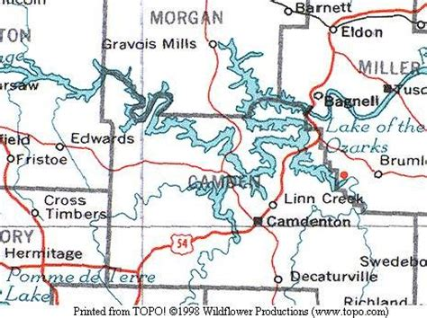 table rock lake map lakehouse missouri lake property lake of the ozarks map