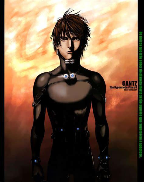 Gantz Anime Dsdw Size L kurono kei 483877 zerochan