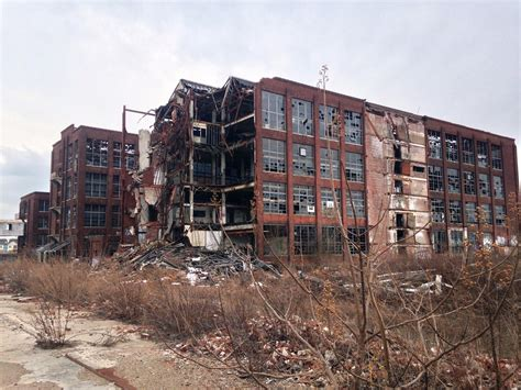 abandoned buildings in ct the abandoned remington arms factory bridgeport ct