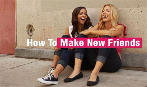 8 Ways To Make New Friends by 9 Easy Ways On How To Make New Friends In Your 20s Wikiyeah