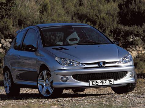 2 door peugeot cars peugeot 206 3 doors specs 2002 2003 2004 2005 2006