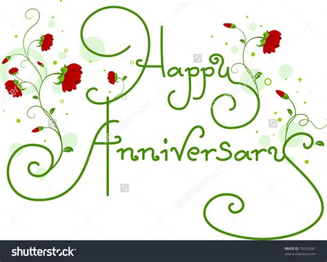Wedding Anniversary Words by Leaves Background Clipart Happy Anniversary Bbcpersian7