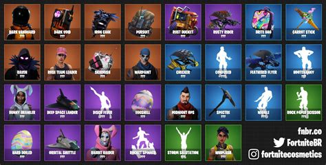 fortnite new items fortnite battle royale new cosmetic items coming to