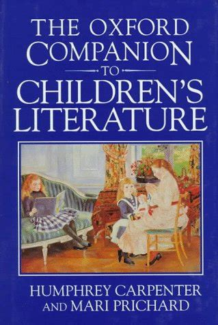 libro oxford literature companions an engl 4710 children s literature literature in english research guides at marquette university