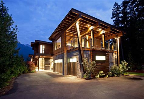 mountainside house plans mountain home exterior design architecture and design