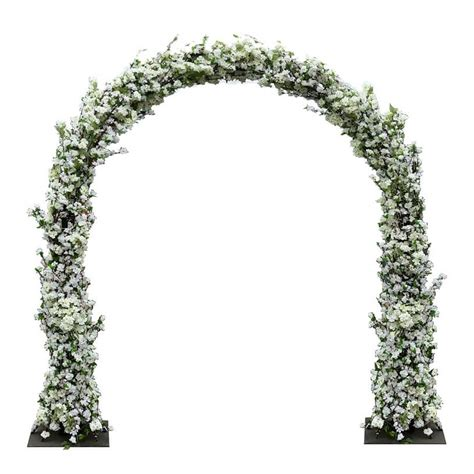 Wedding Arch White by Cherry Blossom Flower Wedding Arch White For Hire