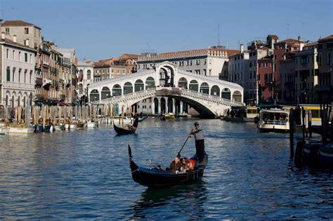 gondola boat venice venice by private gondola gondola tour in venice