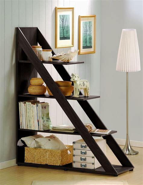 diy room divider shelf possible diy triangle shelving