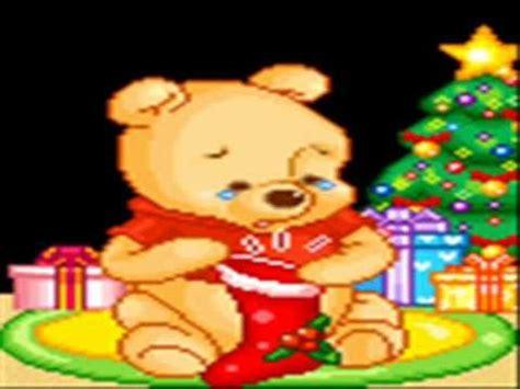 imagenes de winnie pooh bebe en navidad feliz navidad winnie pooh youtube