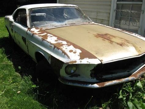 buy   ford mustang fastback project car