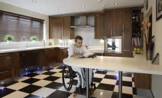 Accessible Kitchen Design by Design Matters