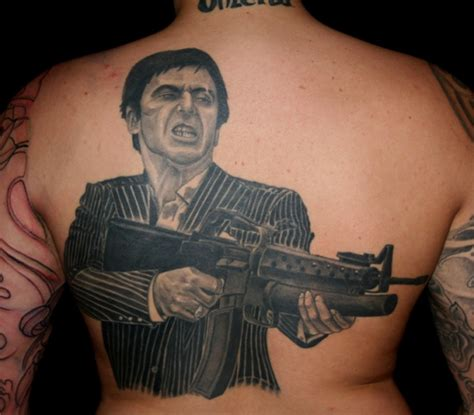 scarface tattoo ekdahl family