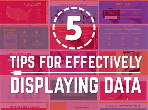 5 Clever Ways To Present Data Effectively In Powerpoint How To Present Numbers In Powerpoint