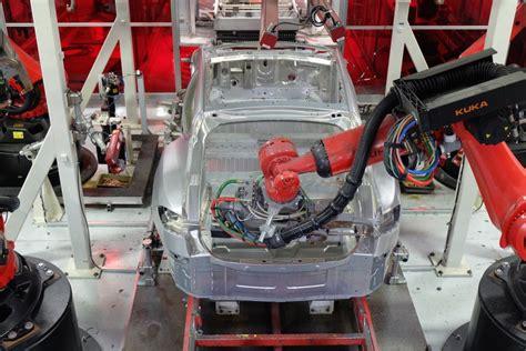 Tesla X Production Tesla Model X Production Teslafan