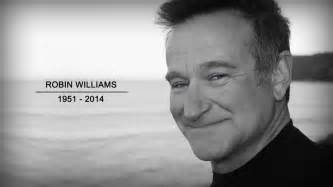 And Williams A Serious Touching Robin Williams Story