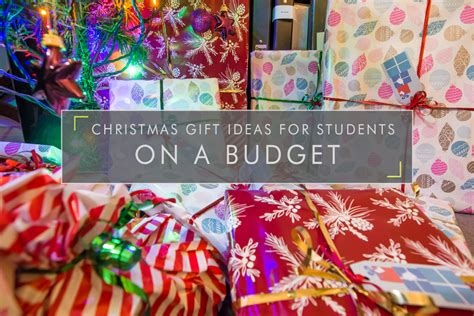student christmas gift ideas gift ideas for students on a budget student houses student housing and student