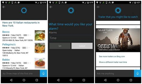 android beta microsoft s cortana launches on android with public beta