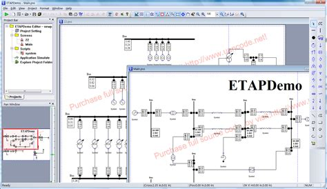 pattern modeling analysis tool etap component electrical power system analysis tool