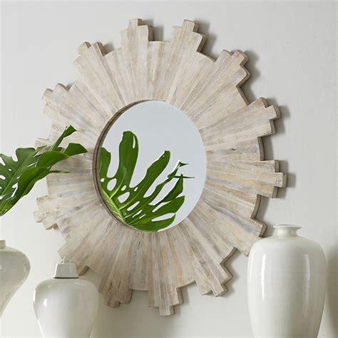 home design studio large sunburst mirror sunburst mirrors safavieh woodland sunburst mirror in