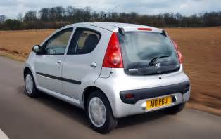 Peugeot 107 Review Peugeot 107 Hatchback 2005 2014 Photos Parkers
