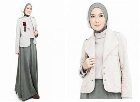 Baju Muslim Syar I Untuk Kerja Aneka Contoh Desain Baju Kerja Muslim Terbaru 2017