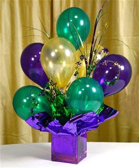 25 best ideas about balloon centerpieces on pinterest