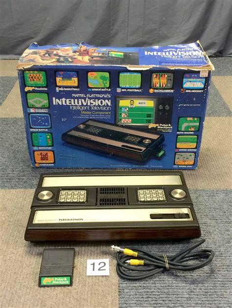 mattel console 367 best images about consoles vintage on