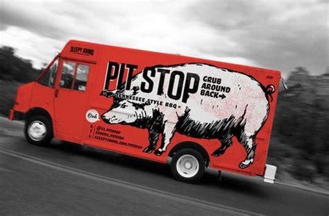 food trucks and pits food truck logos 101 creating a truck logo that rocks