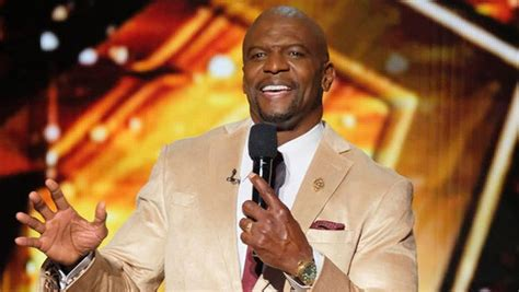 terry crews joins agt terry crews on being agt the chions host taking