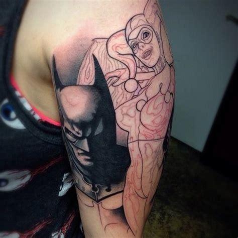 batman writing tattoo 17 best images about batman joker tattoos on pinterest