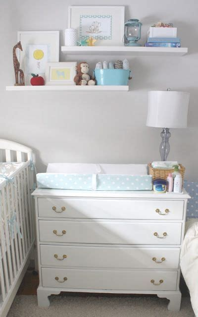 Baby Crib With Shelves 25 Best Ideas About Nursery Shelving On