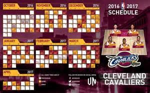 cavs home schedule printable 2016 radio tv broadcast calendar calendar