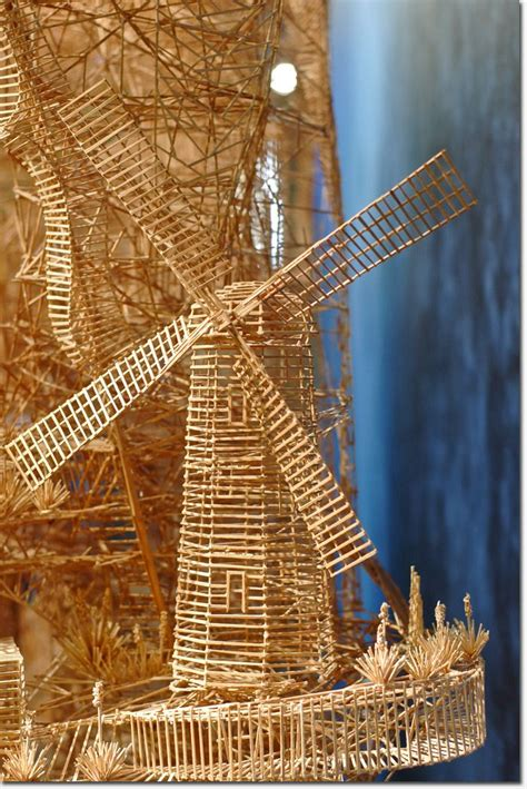 toothpick house 17 best images about precise toothpick art on pinterest