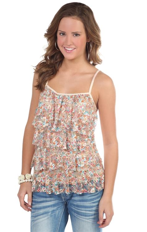 Tank Top Kece 146 pin by idunnoanymore on deb shop deb shops trendy tops and floral