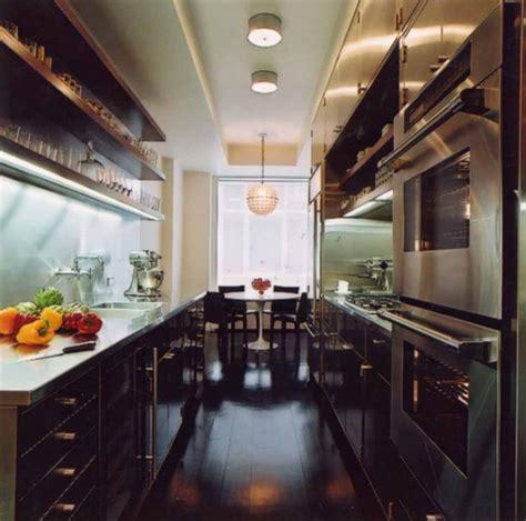 Ft Hem Marisa galley kitchens desire to inspire desiretoinspire net