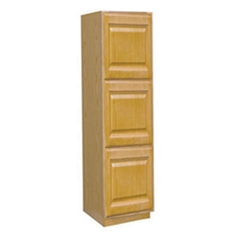 Mobile Pantry Cabinet by Mobile Home Kitchen Wall Pantry Cabinet Oak 18x84x24