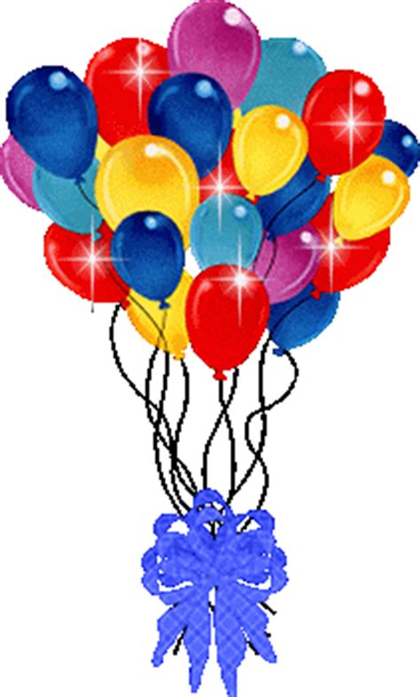 Picture of birthday balloons clipart best