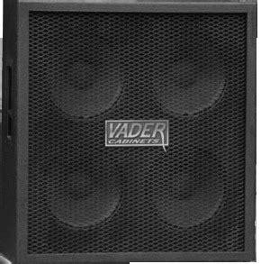 Vader Cabinets by Vader Cabinets Vc412bk Image 1491429 Audiofanzine