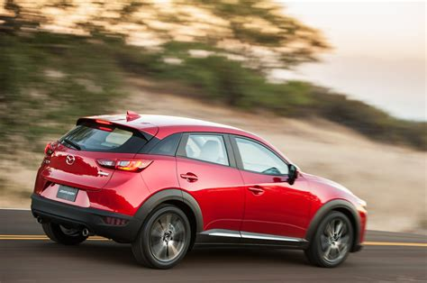 mazda new cars 2016 2017 mazda cx 3 reviews and rating motor trend