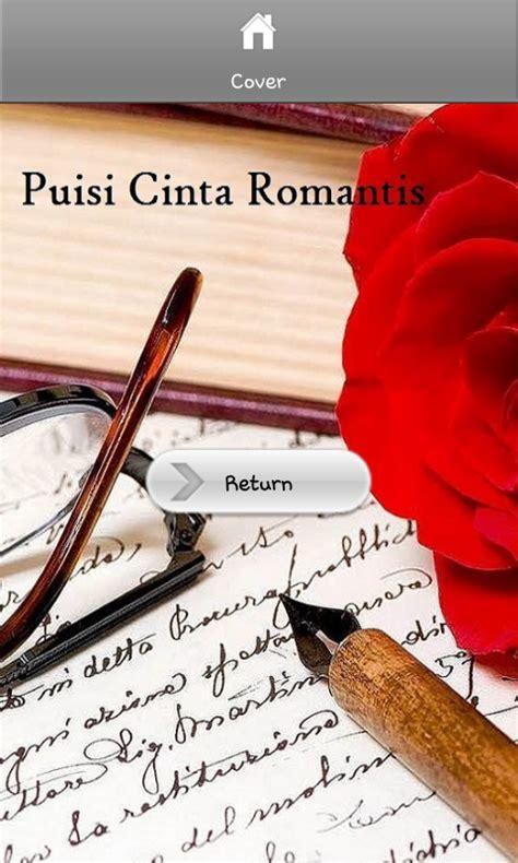 membuat puisi sedih puisi cinta romantis sedih android apps op google play