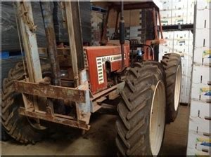 fiat tractors for sale australia tractor fiat 8066 dt 80hp 4wd with mast auction 0029