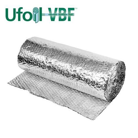 Foil 4mm Aluminium polyethylene foil insulation ufoil 1 2m x 25m x 4mm 30m2 roll insulation superstore 174