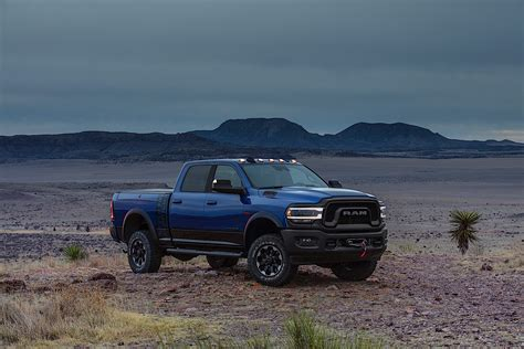 2019 Dodge Power Wagon by 2019 Ram Power Wagon Capable Road Nuff Said