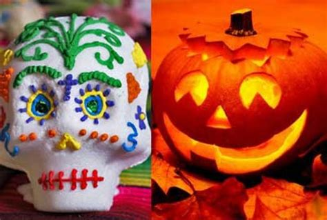 imagenes halloween y dia de muertos d 205 a de muertos el halloween gana terreno