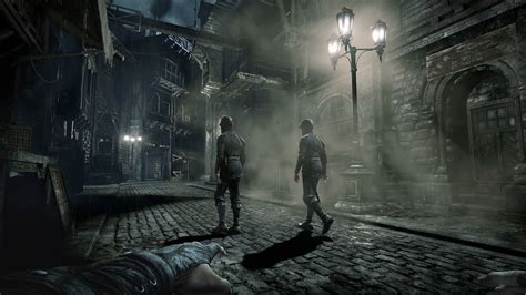 thief game new thief screenshots and concept art revealed