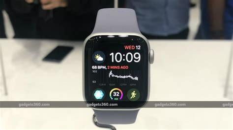 Apple I Series 4 Price In India by Apple Series 4 Price In India To Start At Rs 40 900 Technology News