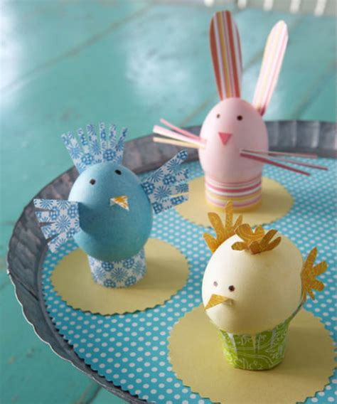 Easter Decorations To Make Out Of Paper - how to make easter decorations out of paper 28 images